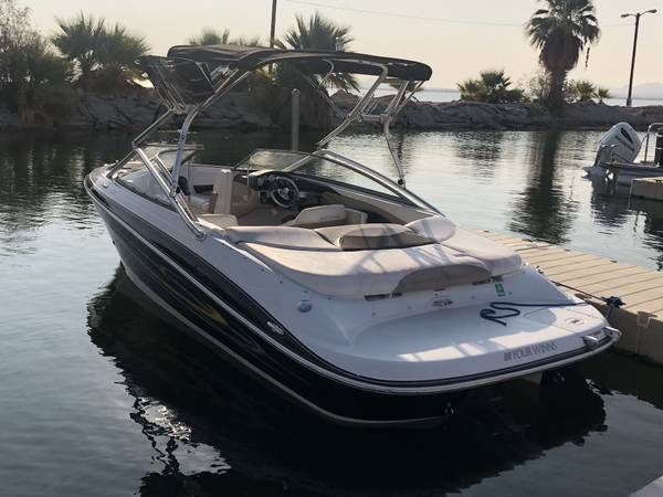Photo Reliable Open Bow Family Ski Boat Multi-Day Rental - $500 (Havasu Lake)