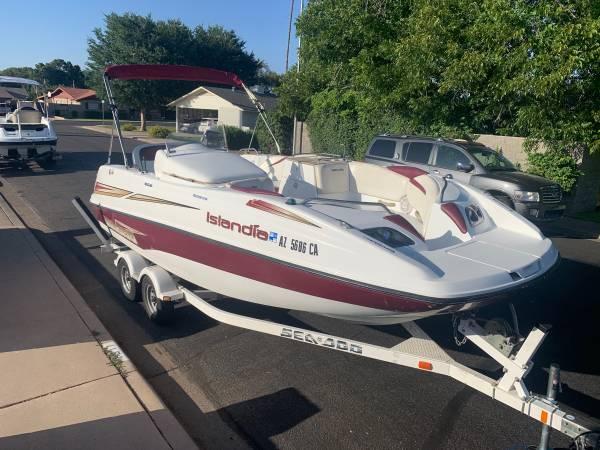 Photo Sea Doo Jet Boat  Trailer - $13,000 (Las Vegas)