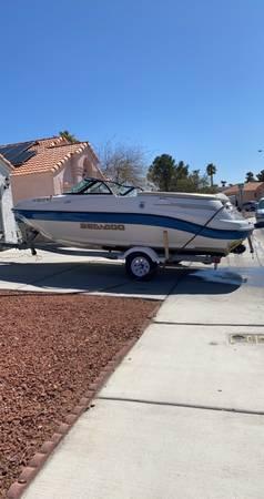 Photo Seadoo Utopia 185 Jet Boat - $9,999 (Henderson)