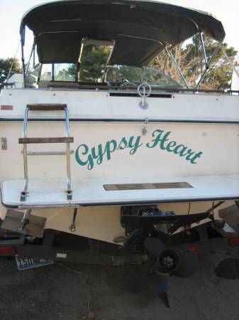 Searay 22ft. boat for sale - $6,500 (Las Vegas)
