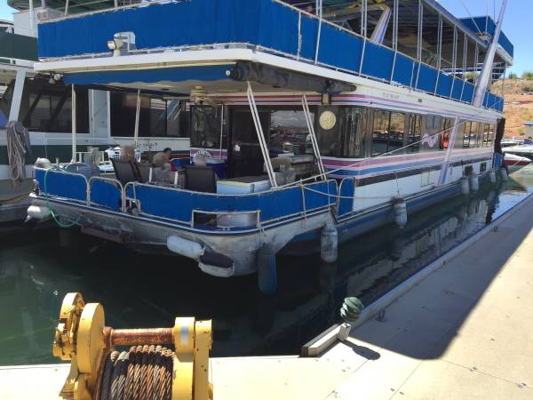 Photo Shares in a 71ft Sumerset Houseboat for sale - $6,000 (Lake Powell in AZ  Utah)