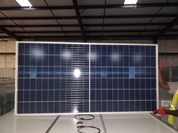 Photo Solar Electric 350 Watt REC modules, NEVER ACIVATED  $0.37Watt  - $129 (LAS VEGAS)