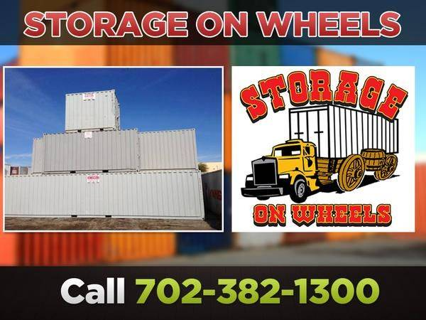 Photo Storage Container, Cargo Containers, Container Sale (Las Vegas)