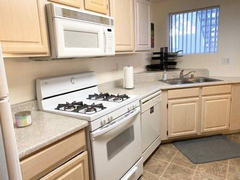 Photo Strip 15 min away Perfect Location Pets OK WD  Short lease  (8350 W Desert Inn Road, Las Vegas, NV)