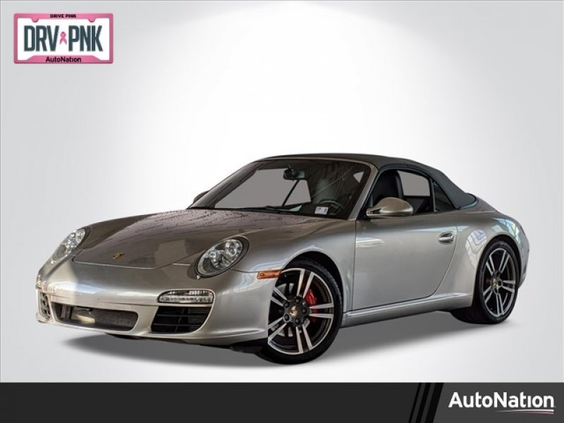 Photo Used 2012 Porsche 911 Cabriolet for sale