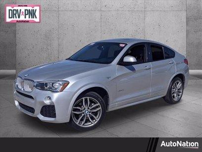 Photo Used 2015 BMW X4 xDrive35i for sale