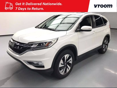 Photo Used 2015 Honda CR-V FWD Touring for sale
