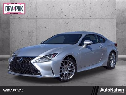 Photo Used 2015 Lexus RC 350  for sale