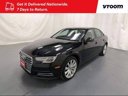 Photo Used 2017 Audi A4 2.0T Premium Sedan for sale