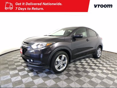 Photo Used 2017 Honda HR-V FWD EX for sale