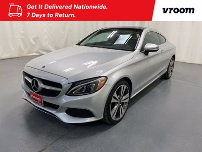 Photo Used 2017 Mercedes-Benz C 300 Coupe for sale