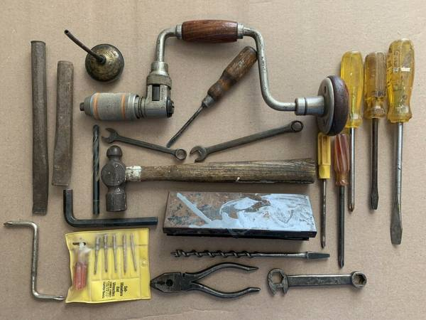 Photo Vintage Tool Lot - $50 (Pahrump - North End)