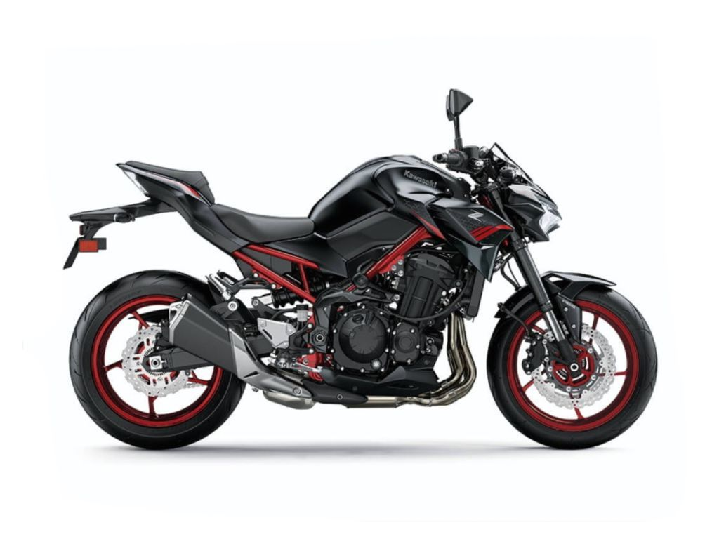 Photo 2021 Kawasaki Z900 ABS Metallic Spark BlackMetallic Flat Spark Black $8999