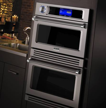 Photo VIKING 30quot TurboChef Speedcook Double Wall Oven - Stainless Steel - $6499 (SMART BUY - HOLIDAY SUPER SALE - 63 OFF RETAIL PRICE)