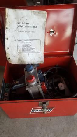 Photo ammco on car brake lathe - $550 (Las Vegas)