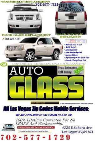 Photo automotive glass, glass repair (south las vegas)