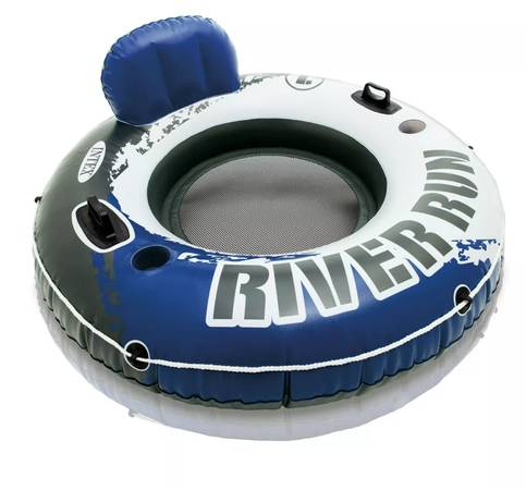 Photo tube - Intex River Run - Inflatable Water Float boat sports - $65 (Henderson)