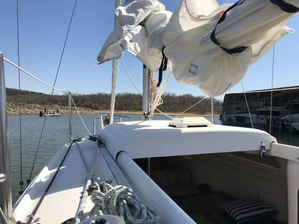 Photo 2000 - 2639 McGregor Sailboat - $16,000 (Perry Kansas)