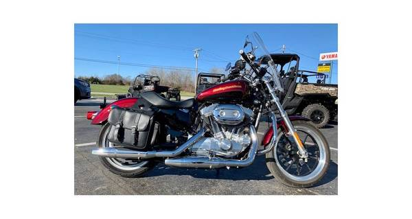 Photo 2015 Harley-Davidson Sportster 883 Low - $6,788 (Kansas City)