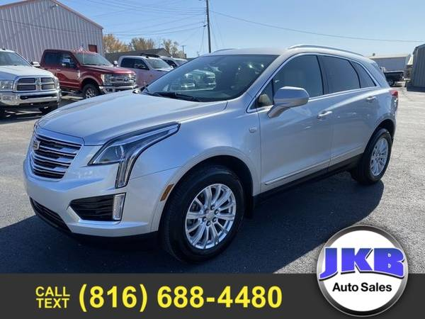 Photo 2017 Cadillac XT5 Sport Utility 4D - $23,450 (We Want Your Trade)