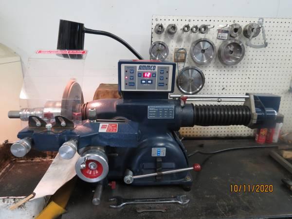 Photo Brake Lathe-Ammco Electronic, like new - $5,000 (30 Min. N of St. Joe MO, just off I-29)