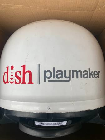 Photo Dish network satellite system - $295 (Lawrence)