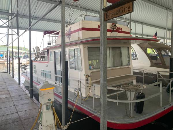 Photo Gibson Houseboat for Sale - $17,000 (Osage Beach, MO)