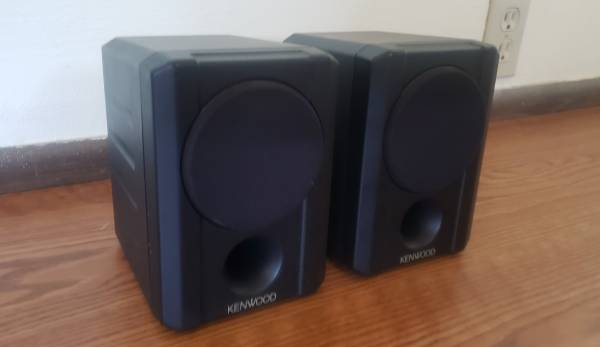 Photo Kenwood KS-206HT Front Speakers - $30 (Eudora, KS)