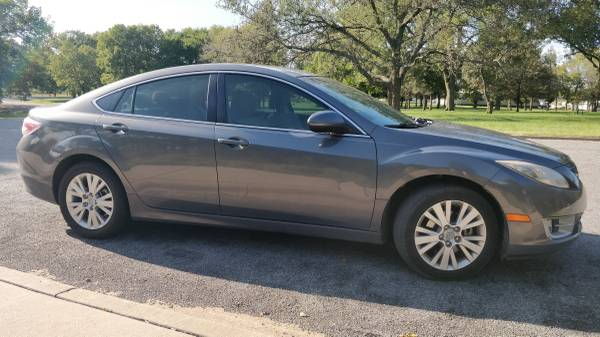Photo Mazda 6, Loaded, Clean, Excellent Condition - $4700 (Lawrence)