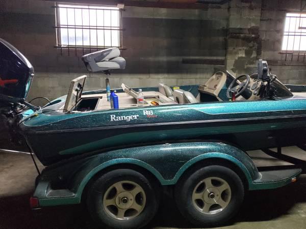 Photo Ranger Boat 1998 R 93 Sport - $16,000 (Topeka)