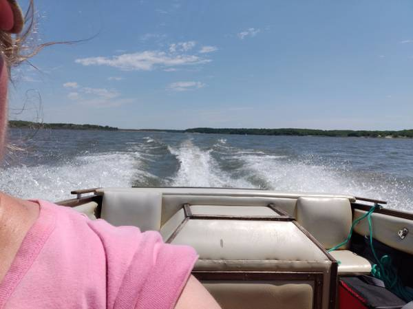 Photo Solid open now boat - $3,800 (Ozawkie)