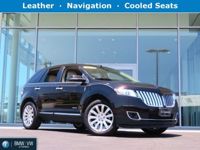 Photo Used 2014 Lincoln MKX AWD for sale