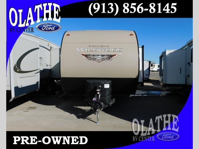 Photo 2020 Forest River Rv Wildwood 31KQBTS $28900