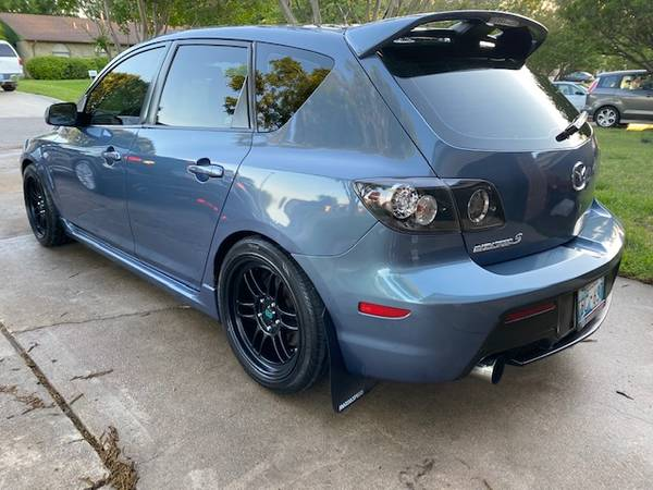 Photo 2007 Mazda MazdaSpeed 3 Grand Touring - $5,750 (Lawton, OK)