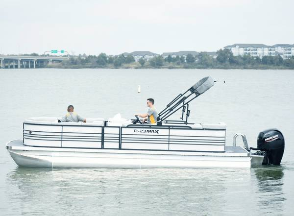 Photo 2021 P-23 Max Mercury Luxury Pontoon Boats - FREE Storage - $32,995 (Garland)