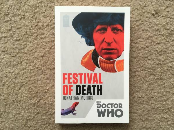 Photo BBC Doctor Who Festival of Death by Jonathan Morris - $4 (Dallas)