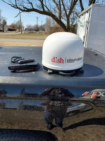 Photo Dish Network Dish, receiver, remote - $250 (Lone Wolf)
