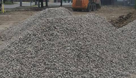 Photo Gravel, Sand, Road base, Select, Asphalt, Topsoil, Black dirt - $100 (Dallas)