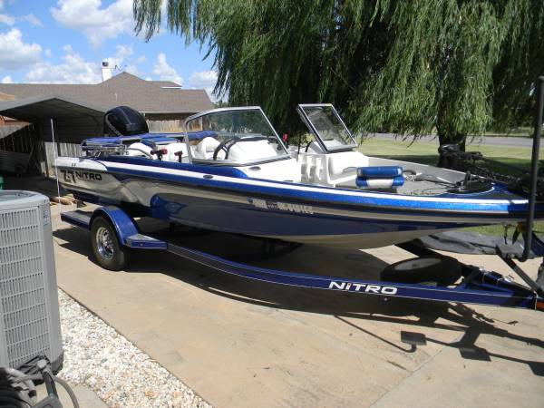 Photo Nitro Boat for sale - $26,000 (lawton)