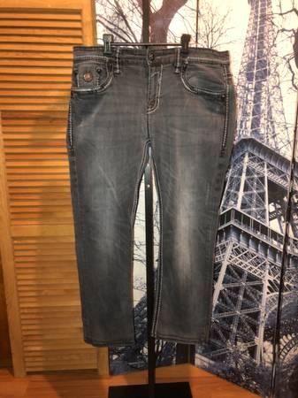 Photo Rock Revival Mens Denim Jeans - $75 (Arlington)
