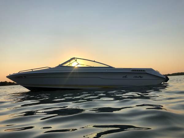 Photo Sea Ray Open Bow - $7,000 (Lawton)