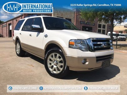 Photo Used 2013 Ford Expedition King Ranch for sale