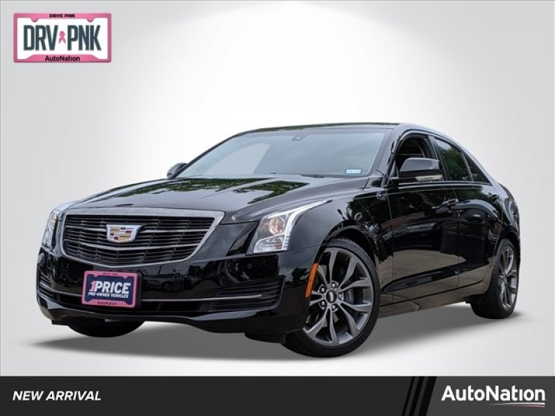 Photo Used 2016 Cadillac ATS 2.0T Luxury Sedan for sale