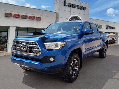 Photo Used 2016 Toyota Tacoma TRD Sport for sale