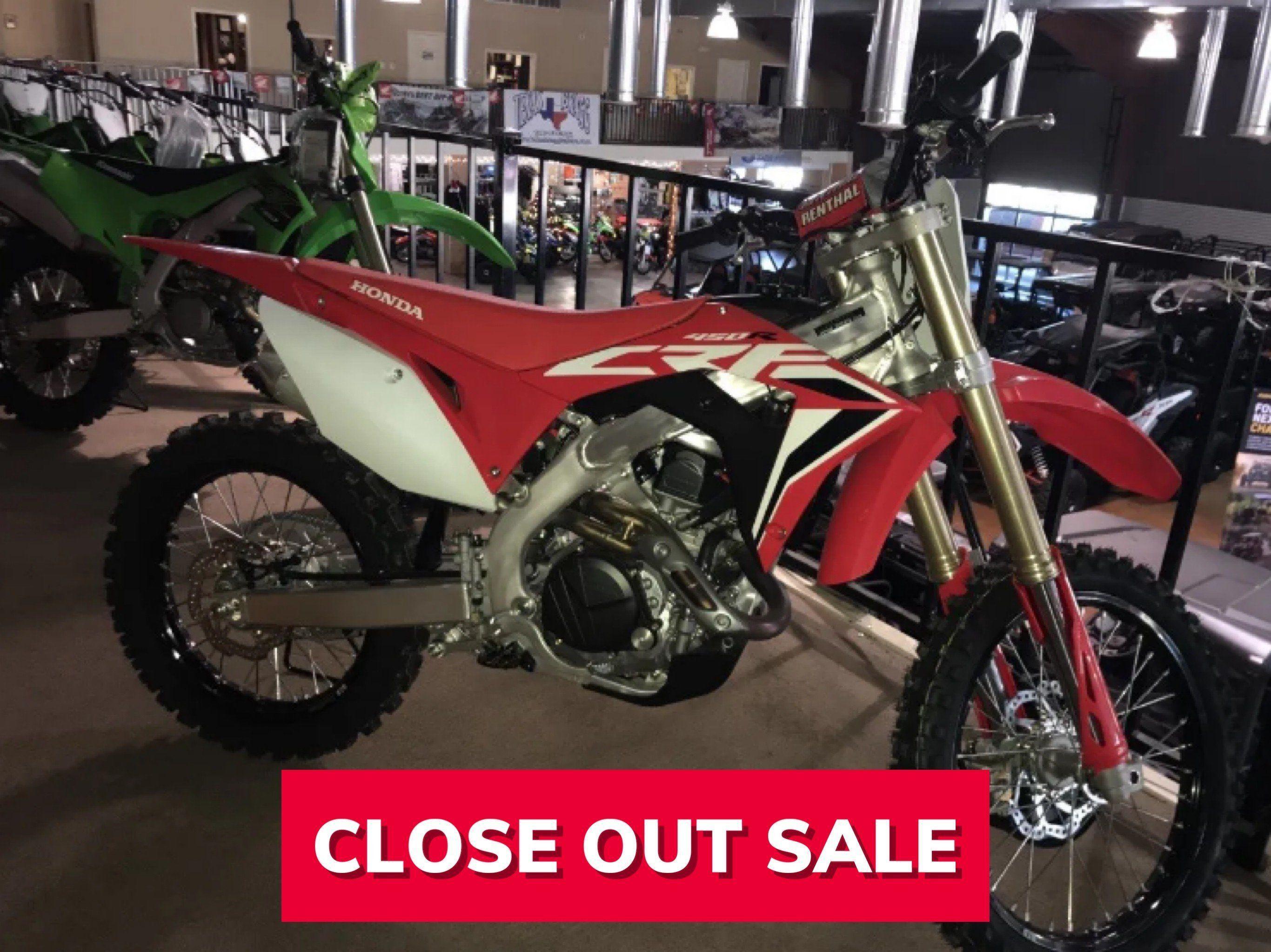 Photo 2020 Honda CRF 450R $8357