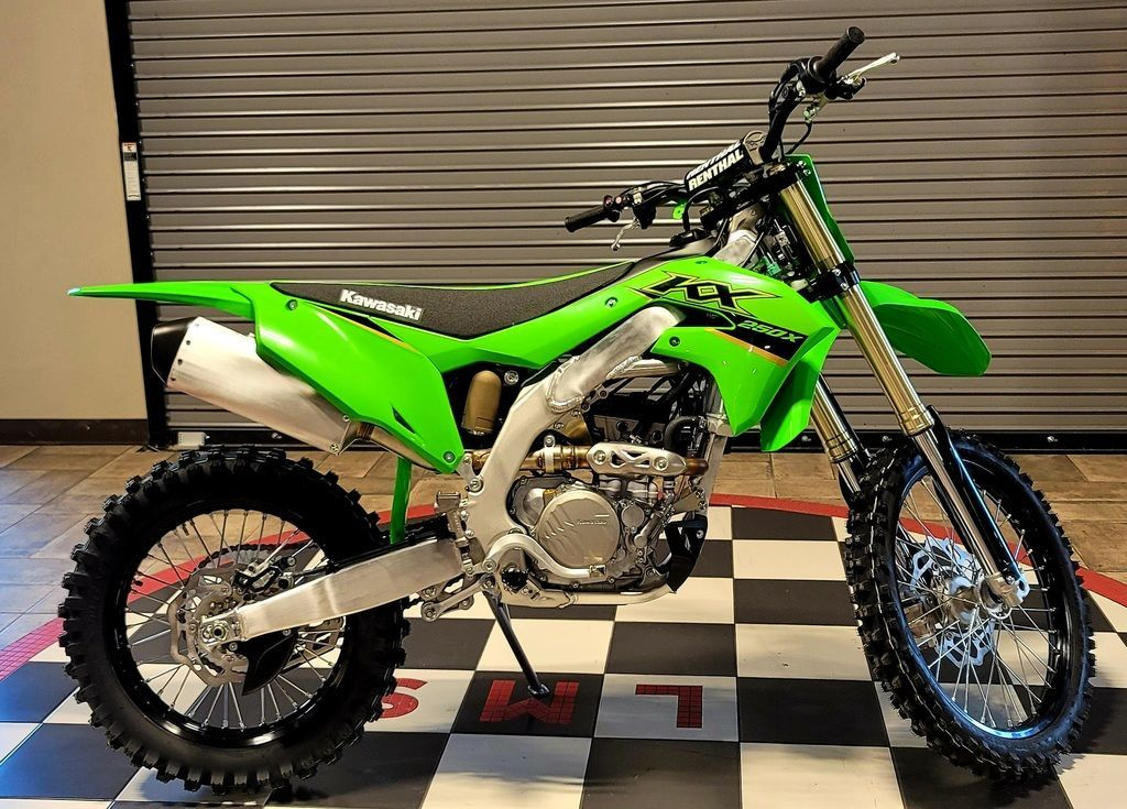 Photo 2022 Kawasaki Dirt Bike Motorcycle  $8499