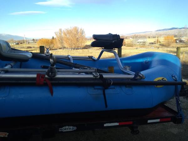 Photo 1339 NRS Otter Raft Package - $6,000 (Corvallis)