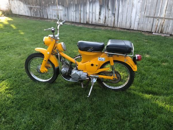 Photo 1968 Honda Trail 90 - $2,000 (Pomeroy)