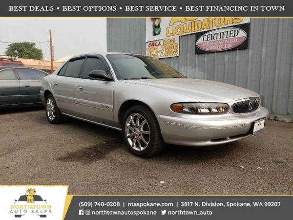 Photo 2001 Buick Century Custom - $3,780 ($500 down youre approved)