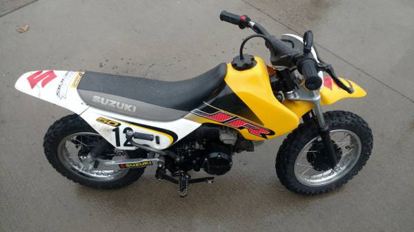 Photo 2003 Suzuki JR50 - $1,000 (Coeur d39Alene)